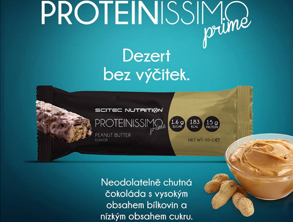 Proteinissimo Prime Peanut Butter