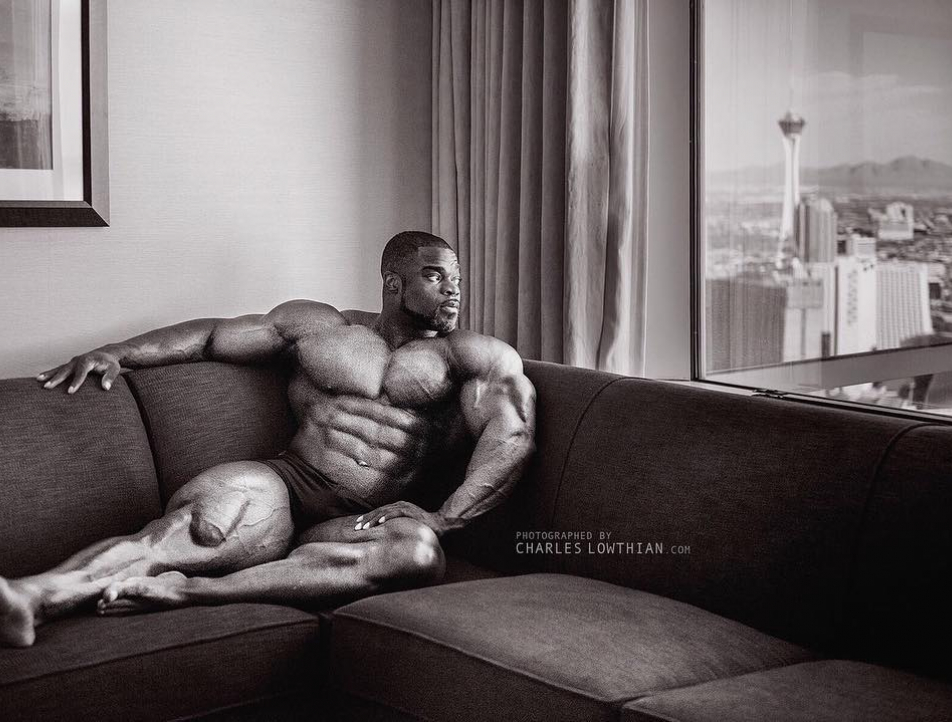 Brandon Curry Las Vegas-Mr Olympia