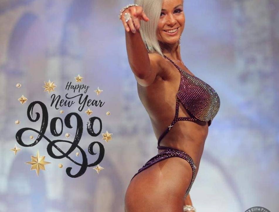Šťastný a úspěšný nový rok 2020 Vám přeje Scitec Nutrition!