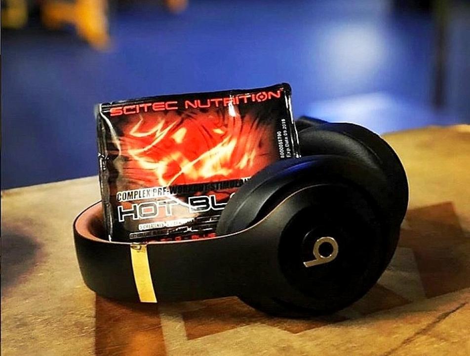 Hudba v uších, Hot Blood 3.0 v těle a trénink může začít!