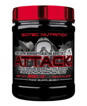 ATTACK 2.0 320G -20% SLEVA