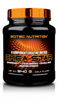 CREA STAR 540g -20% SLEVA