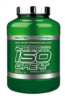 ZERO SUGAR/ZERO FAT ISOGREAT 2300G -30% SLEVA
