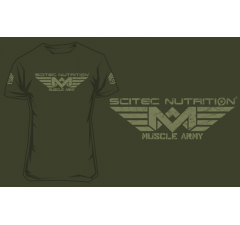 Muscle Army - Green
