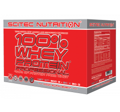 100% WHEY PROTEIN PROFESSIONAL 30x30G