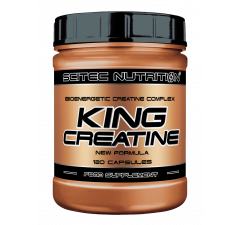 KING CREATINE 120 KAPSLÍ